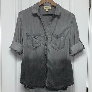 Cloth and Stone/ Anthropologie button down. Medium